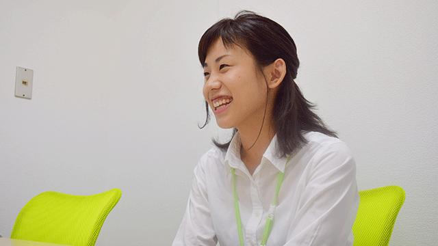 塚崎 杏奈さんの転職体験記