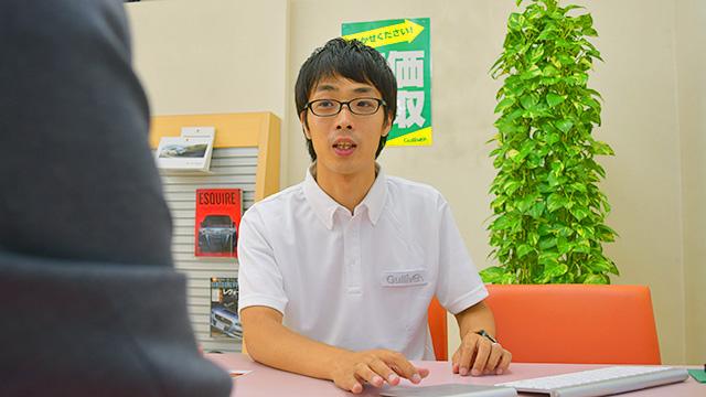 澤口 和也さんの転職体験記