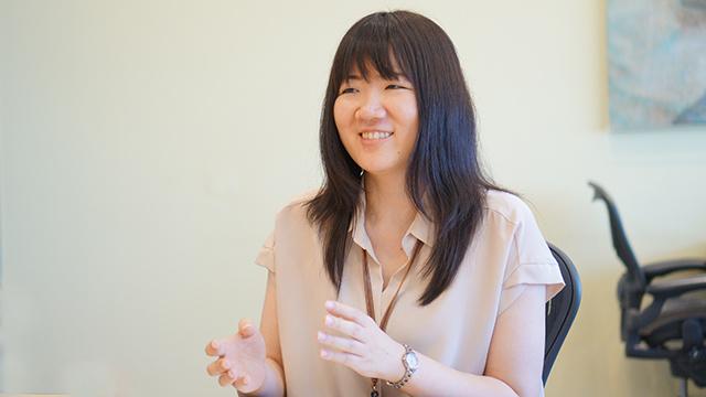 白澤 香代子さんの転職体験記