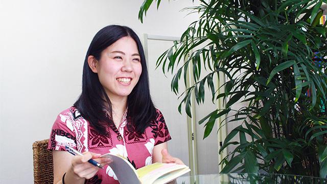 野間 美紗希さんの転職体験記