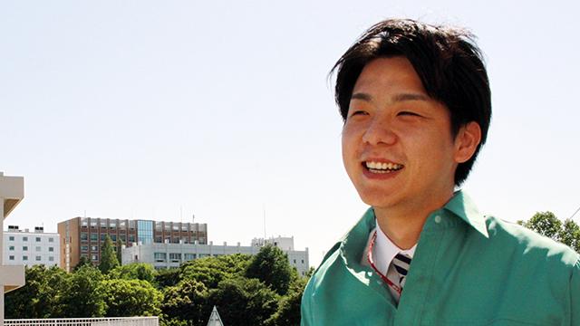 上田 友啓さんの転職体験記