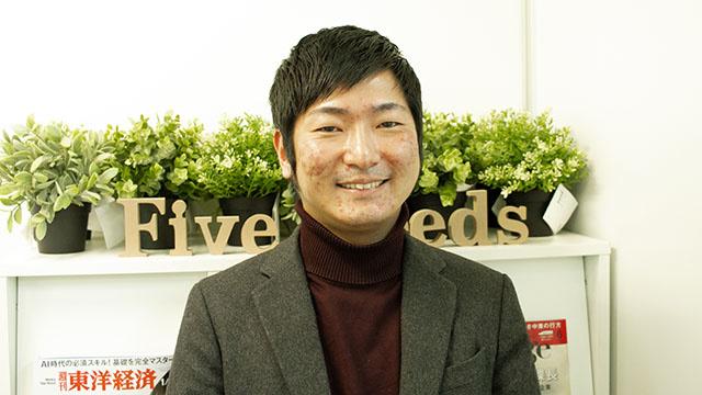 金谷 秀和さんの転職体験記