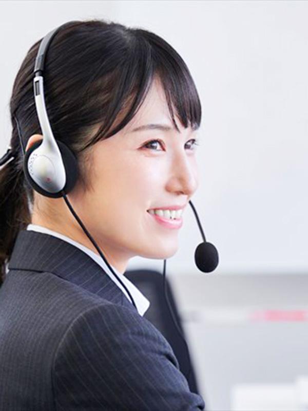 お客さま電話窓口スタッフ◎完全週休2日 ネイル&私服OK オフィスワーク未経験者歓迎!