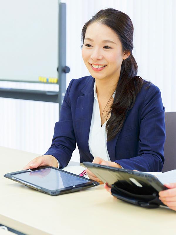 女性歓迎!完休2日。10人に1人が年収1000万円/営業